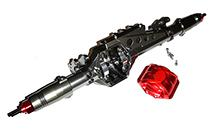 Rear Axle Assembly for Axial 1/10 RR10 Bomber 4WD w/o internal gears