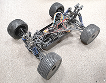 Incomplete - for Parts or Repair Only - Integy Truggy (I8T)
