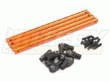 Crawler Lower Chassis Linkage Set 147mm