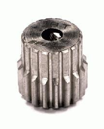 Billet HD Stainless Steel 48 Pitch Pinion 18T for Brushless w/ 0.125 Shaft