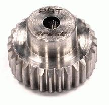 Billet HD Stainless Steel 48 Pitch Pinion 29T for Brushless w/ 0.125 Shaft