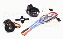 300W Outrunner+ESC System for GWS Type Slow Stick 2S-4S