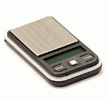 High Resolution Pocket Size Digital Scale 72x40x12mm (up to 100g)