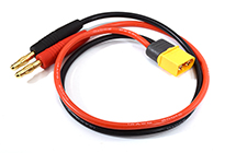 XT60 Male-to-Banana Male Connector Adapter 300mm Wire Harness