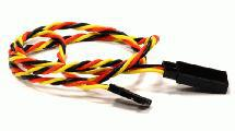 RX-JR Type Extension 450mm 26AWG Servo Wire