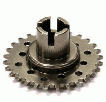 Billet Machined Metal Driver Gear for Kyosho 1/8 Motorcycle