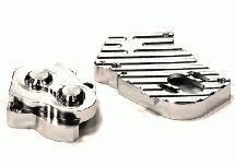 Billet Machined Metal Gear Box for Kyosho 1/8 Motorcycle