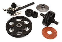 Billet Machined HD Gear Set for Axial AX10, SCX-10, Dingo & Honcho