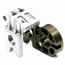 Billet Machined Center Motor Mount for Axial 1/10 EXO Off-Road