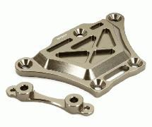 Billet Machined Front Top Chassis Brace for Losi 5ive-T