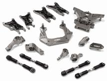 Billet Machined Suspension Kit for Traxxas 1/10 Nitro Slash 2WD