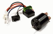 Rock Crawler Edition ESC & 55T Drive Motor System w/ Drag Brake