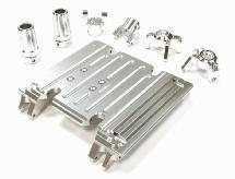 Billet Machined Alloy S3 Conversion Set for Axial 1/10 Wraith 2.2 Rock Racer