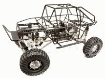 Billet Machined 1/10 RCT1.9 Roll Cage Type Trail Racer 4WD Scale Crawler ARTR
