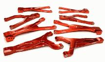 Billet Machined Suspension Kit for Traxxas 1/10 Scale Summit 4WD