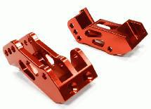 Billet Machined 4 Link Suspension Mount (2) for Axial 1/10 Yeti Rock Racer