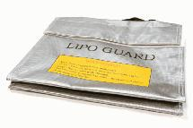 LiPo Guard Medium Battery Bag (210x160x40mm) for Charging and Storaging