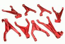 Billet Machined T5 Alloy Conversion Kit for 1/16 Traxxas E-Revo & Summit