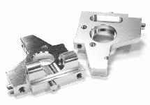 Billet Machined Bulkhead Set for HPI 1/10 Sprint 2 On-Road