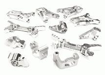 Billet Machined Suspension Kit for HPI 1/10 Sprint 2 On-Road