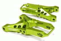Billet Machined Front Suspension Arms for HPI 1/10 Sprint 2 On-Road