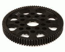 Billet Machined Steel 81T Spur Gear for HPI 1/10 Sprint 2 On-Road
