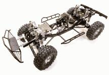 Billet Machined 1/10 Twin Motor TR313 Trail Roller Off-Road Scale Crawler ARTR