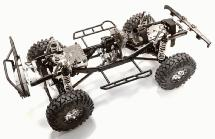 Billet Machined 1/10 Twin Motor TR290 Trail Roller Off-Road Scale Crawler ARTR