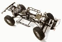 Alloy Machined 1/10 Twin Motor TR305 Trail Roller G6 Off-Road Scale Crawler ARTR