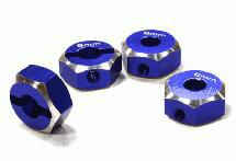 12mm Hex Wheel (4) Hub 6mm Thick for 1/10 Axial, Tamiya, TC & Drift
