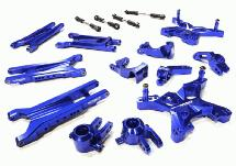 Billet Machined Suspension Kit for Traxxas 1/10 Slash 4X4