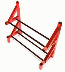 Wheel & Tire Storage Rack 17x6x14 Inch for 1/10 & 1/8 Scale
