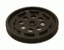 Billet Machined Steel Spur Gear 90T for HPI 1/10 Jumpshot MT, SC & ST