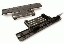 Billet Machined Realistic Deluxe Side Step for SCX-10, Dingo, Honcho & Jeep