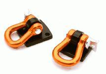 Realistic 1/10 Bow Shackle for Off-Road Trail Rock Crawling