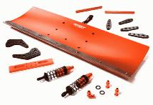 Alloy Machined Snowplow Kit for Traxxas 1/10 Scale E-Maxx Brushless