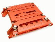 Billet Machined Alloy Center Skid Plate for Axial 1/10 Wraith 2.2