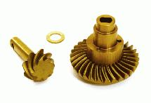 Heavy Duty Bevel Gear Set for Axial 1/10 SCX10 II Crawler