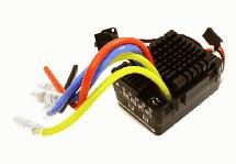 WP-860 Brushed Electronic Speed Controller 60A for Dual Motor 1/10 Crawler
