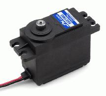 5521MG Standard Size Digital Servo 20kg Torque Output 41x20x40mm 0.16s 282oz-in