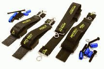 Suspension Travel Limiter Straps for Axial 1/8 Yeti XL Rock Racer Buggy