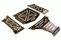 Aluminum Alloy Body Panel Kit for Axial 1/10 Yeti Rock Racer Buggy