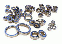 Low Friction Blue Rubber Sealed Bearings (45) Set for Traxxas 1/10 Summit