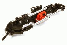 Alloy Complete Front Axle Assembly w/ Internals for Axial 1/10 SCX10 II 90046