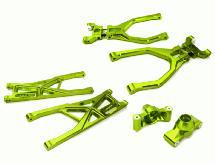 Billet Machined Rear Suspension Set for Traxxas 1/10 Scale Summit 4WD