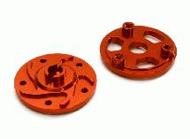 Machined Slipper Pressure Plate & Hub for 1/10 Rustler 2WD, Stampede & Others
