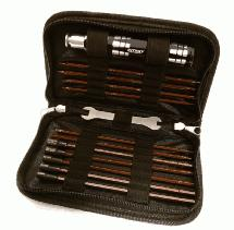 Race Edition Combo Size 13pcs Competition Tool Set w/ Carrying Case for RC