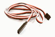 RX-Futaba Type Extension 1000mm 22AWG Servo Wire