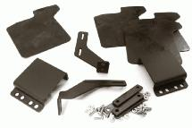 Off-Road Mud Flaps Dirt Guards for Traxxas TRX-4 Scale & Trail Crawler