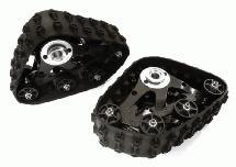 T3 Snowmobile & Sandmobile Front Conversion for Axial Wraith 2.2 Rock Racer